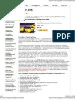 Cinva Ram Compressed Earth Block Press Plans