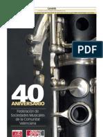 40 Aniversario FSMCV