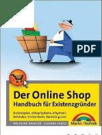 Der Online Shop Handbuch Fuer Existenzgruender