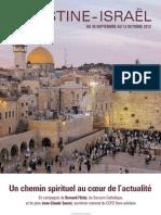 Voyage Israël-Palestine