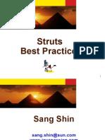Struts Best Practices