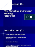 STEP Analysis & Marketing Strategy