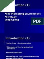 STEP Analysis & Marketing Strategy