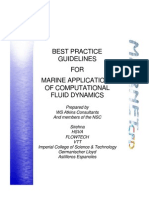 Marine Applications of Cfd