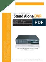 JPEG Dual Codec DVR Manual