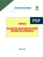 PAMCIC (Plano de Ação Mútua para Cidade de Cabedelo) março-2006