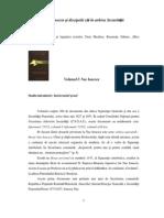Dora Mezdrea - Nae Ionescu Si Discipolii Sai in Arhiva Securitatii Vol 1-2