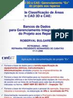 Estudo de Classificação de Áreas em CAD 3D e CAE[1]
