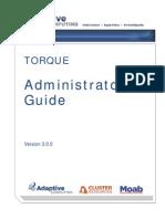 TORQUE Administrator's Guide