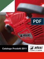 Efco Retail IT 2011