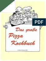 Das Grosse Pizza-Kochbuch