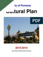 Pomona Cultural Plan