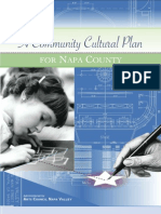 Arts Council NAPA Valley Cultural Plan