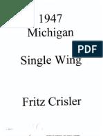48 Michigan Fritz Crisler
