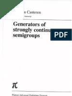 Van Casteren_1980_strongly Continuous Semi Groups