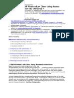 09212011AccessConnectionsV583ConfigurationW7