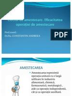 AMESTECAREA