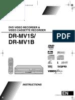 jvc dr-mv1s