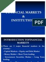 Financial Markets Mms