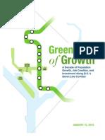 Green Line Report FINAL 1-10-11