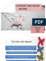 3)Fenn-wu Report and Razak Report