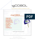 A Beginner's Guide to COBOL Programming