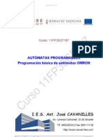 BASICO OMRON PROGRAMACION