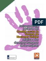 Jurisprudencia reciente del Comité contra la tortura referente a los ddhh de las mujeres