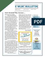 e Newsletter 1 15 12