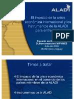 Presentación ALADI