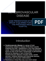 Case Presentation About Cardiovascular Disease