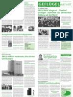 Gefluegel Aktuell - Wiesenhof Newsletter November 2011