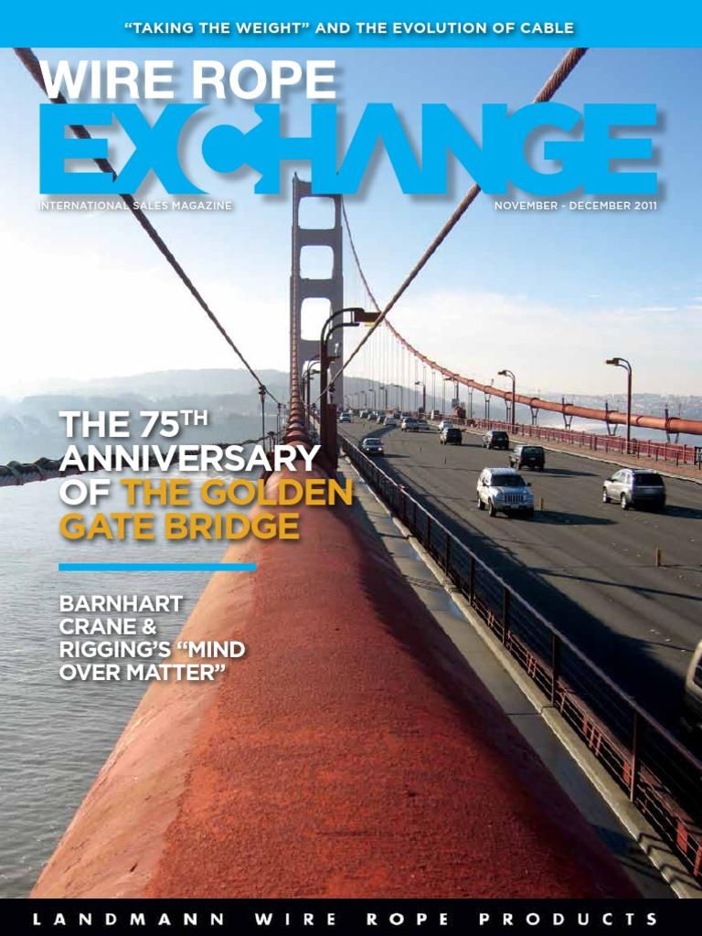 Wire Rope Exchange December 2011 Magazine | Elevator | Occupational ...