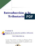 Copia de Introduccion a La Tributacion