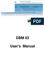 Vickers Electrics Db3 Manual