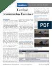 Advance Lumbar Stabilization