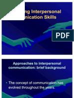 Interpersonal Communication 316 165[1]