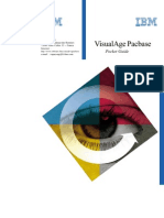 VisualAge Pacbase Pocket Guide