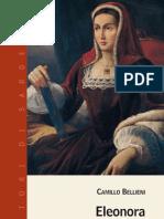 Eleonara D'Arborea Camillo Bellieni