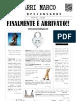 Newsletter 1/2012 - L'ennesimo blog...!