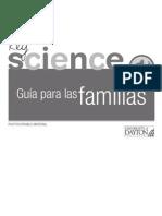 Guía para las familias 1º science