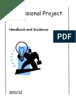 PP Handbook and Guidance 2011-12 v.1