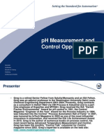 ISA AW 2011 pH Measurement and Control Opportunities Presentation