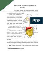 Capitolul i Anatomia Si Fiziologia Aparatului Digestiv