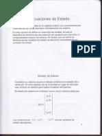 Ecuaciones de Estado Ing Delgado
