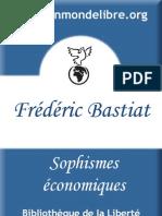 Bastiat_Sophismes_economiques
