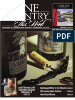 Nor Cal Edition – Jan 20, 2012