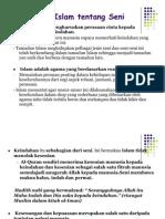 Prinsip-Prinsip Kesenian Islam Shan