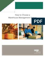 06-0497 Warehouse Management System