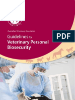 Bio Security Guidelines Ad